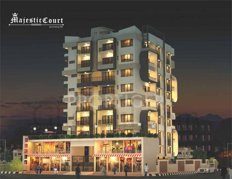 Images for Elevation of Sanyog Majestic Court