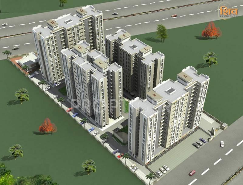 shiv-residency Images for Elevation of Raghuvir Shiv Residency