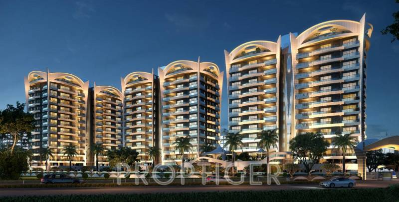 Images for Elevation of Rajhans Zion