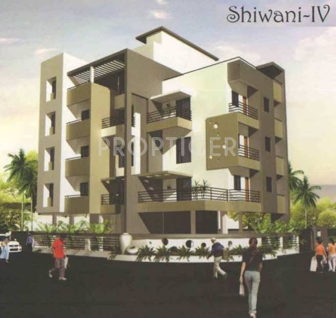 Images for Elevation of Raut Builder and Developer Shiwani IV