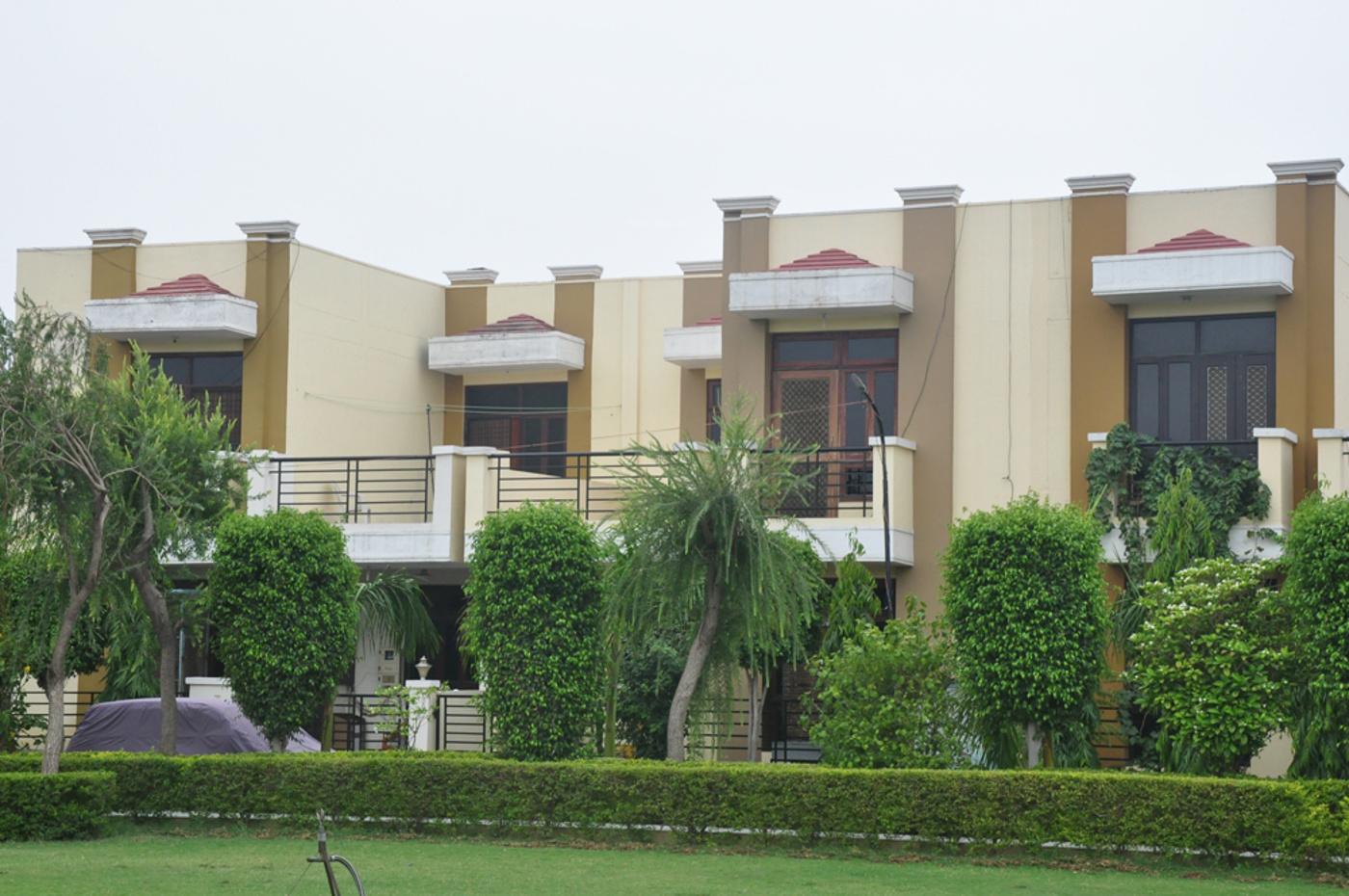 990 Sq Ft 3 Bhk 3t Villa For Sale In Nikhil Garden Phase 2