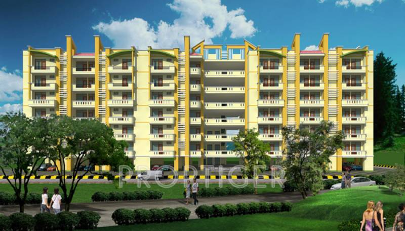 Images for Elevation of Nikhil Woodland Apartments