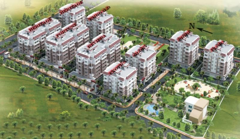 Images for Site Plan of Atharva Nagari II