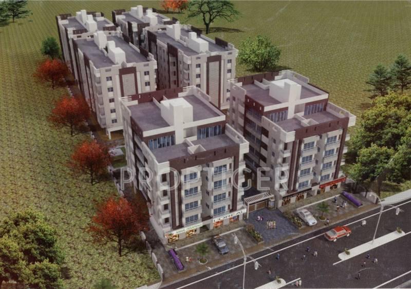 enclave Images for Elevation of Vinayak Enclave