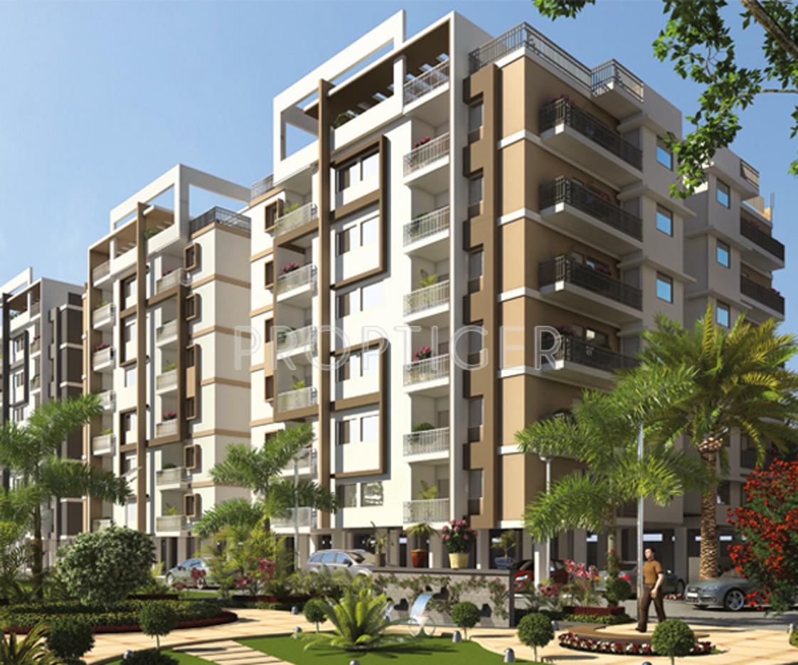 Dream Kitchen Bhopal: 2470 Sq Ft 4 BHK 4T Apartment For Sale In Virasha