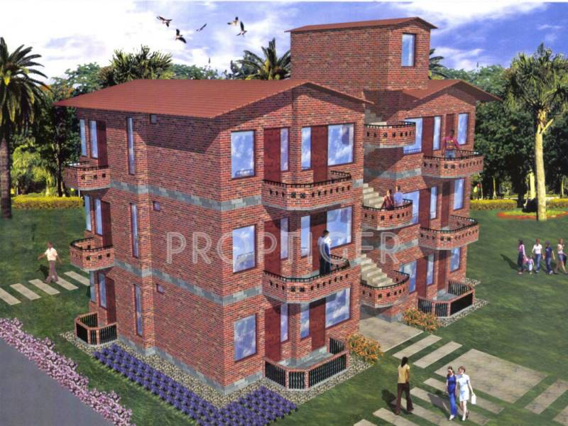 Images for Elevation of Earthcon Naini Kingdom Apartment