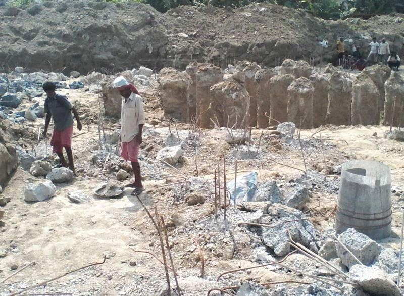 Images for Construction Status of Rajwada Royal Gardens