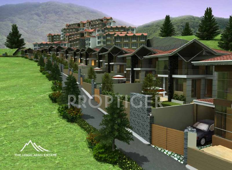 Images for Elevation of Earthcon Himalayan Estate Villa