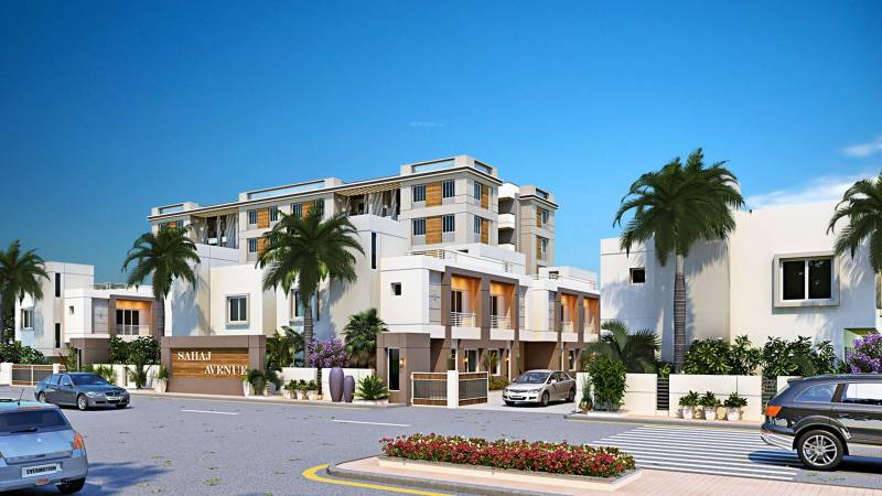 Images for Elevation of Developers Sahaj Avenue Appartment