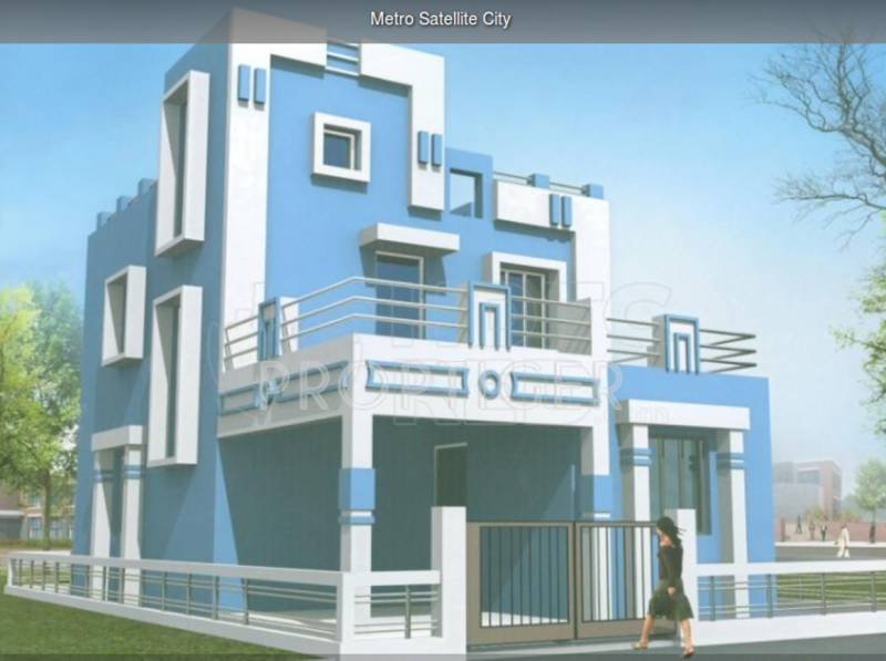 Images for Elevation of Metro Builder Satellite City Phase I