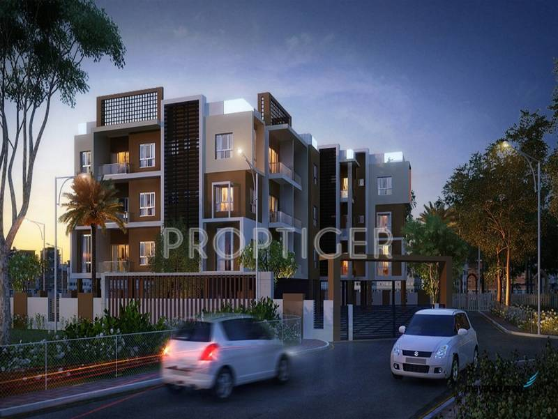 Images for Elevation of Rajwada Group Pebble Bay