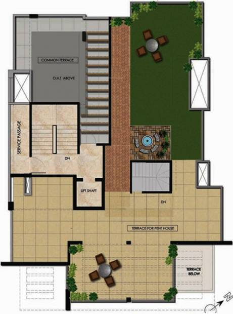 Images for Cluster Plan of Kohinoor High Point
