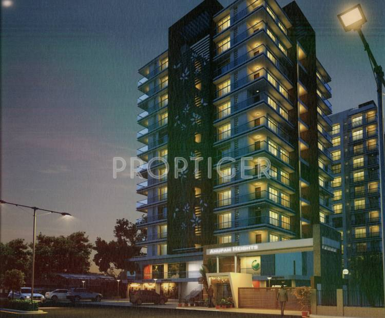 Images for Elevation of Build Anupam Heights
