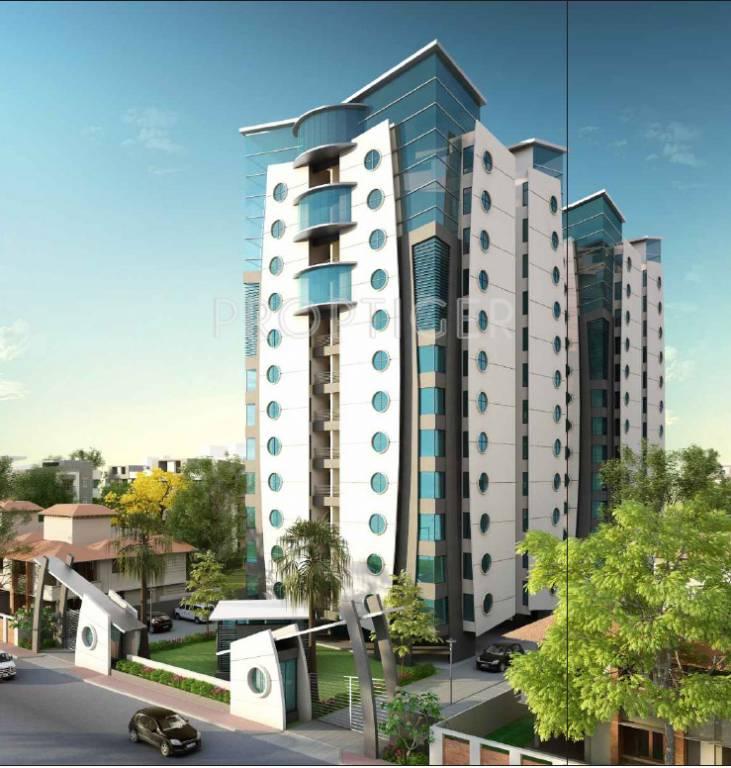 Crystal View Apartments: Keya Crystal Arc In Vasana Bhayli Road, Vadodara