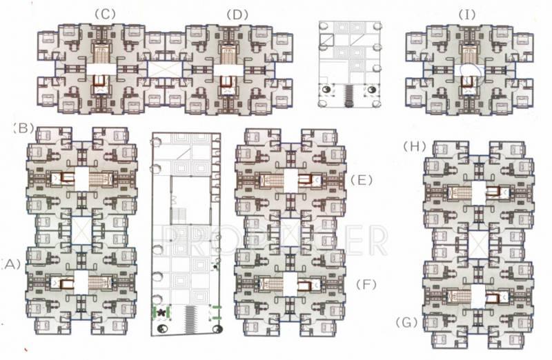 bhavyam-homes Images for Layout Plan of Shayona Bhavyam Homes