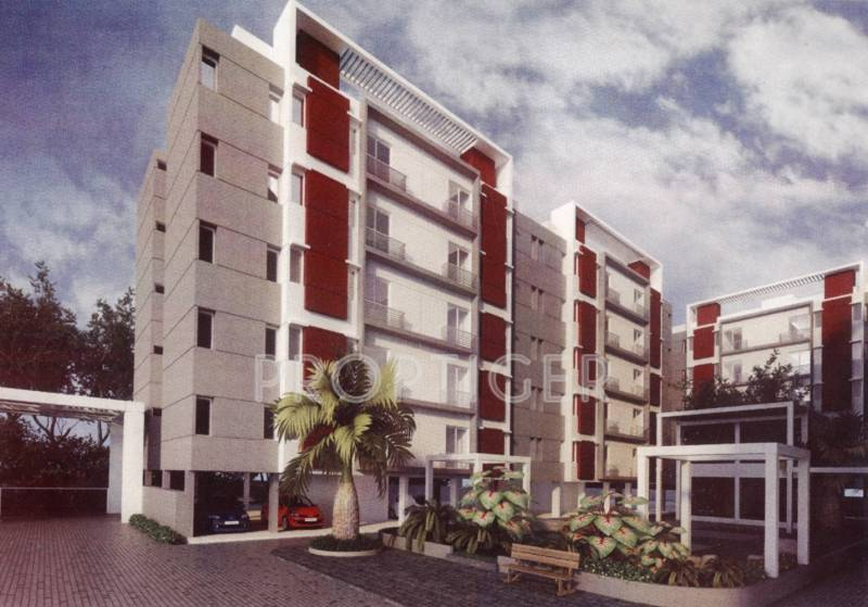 Images for Elevation of Shayona Bhavyam Homes
