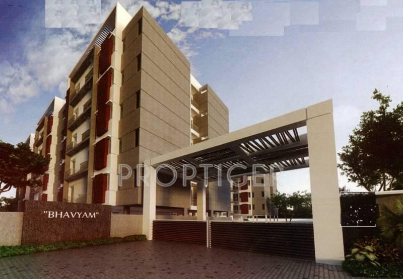 Images for Elevation of Shayona Bhavyam Homes