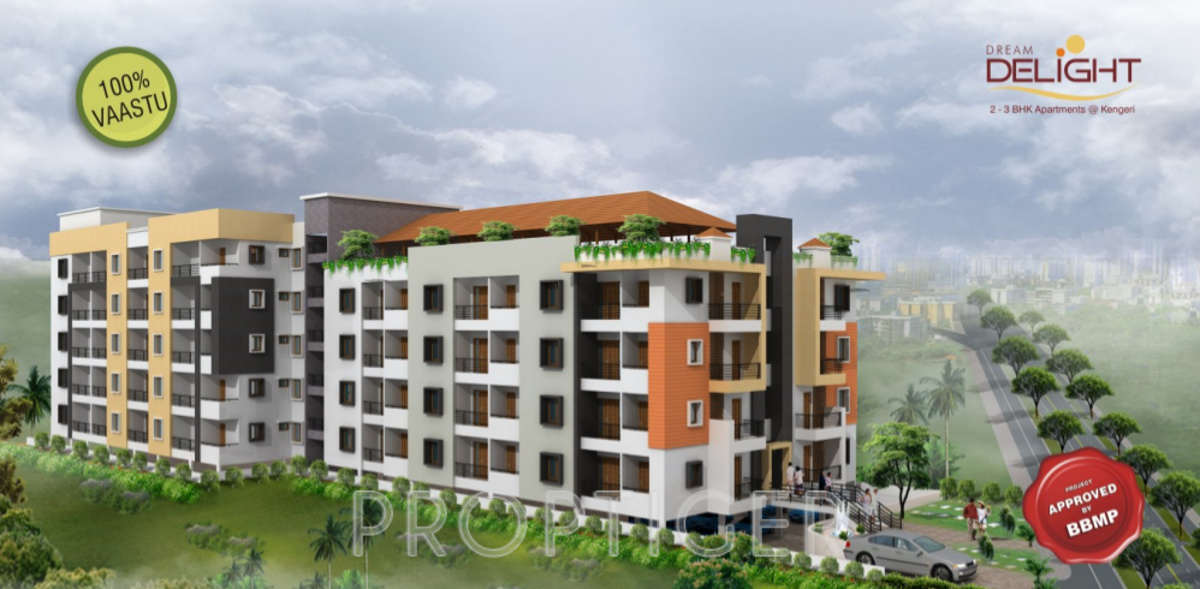 1500 Sq Ft 3 Bhk 2t Apartment For Sale In Dream Home