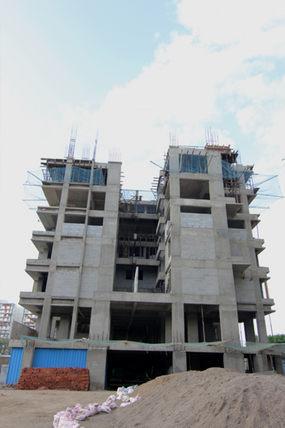Images for Construction Status of Paranjape Azure A C D E And F