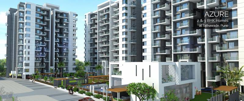 Images for Elevation of Paranjape Azure A C D E And F