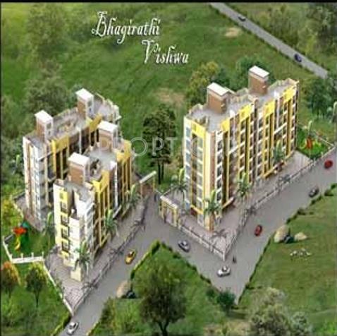 thanekar-group bhagirathi-vishwa Elevation