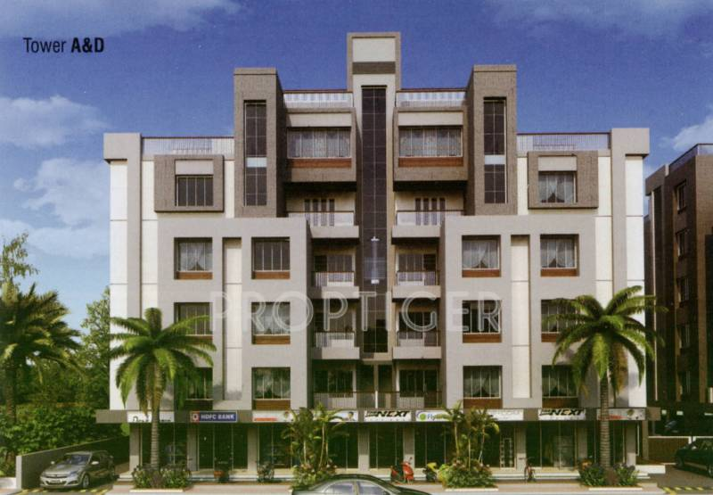 Images for Elevation of Shree Radhe Developers Shyam Enclave