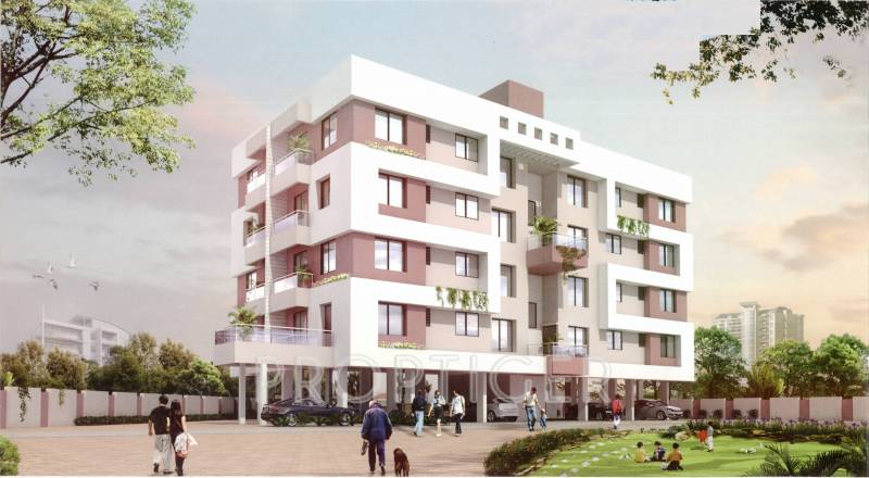 Images for Elevation of Sai Shilp Residency