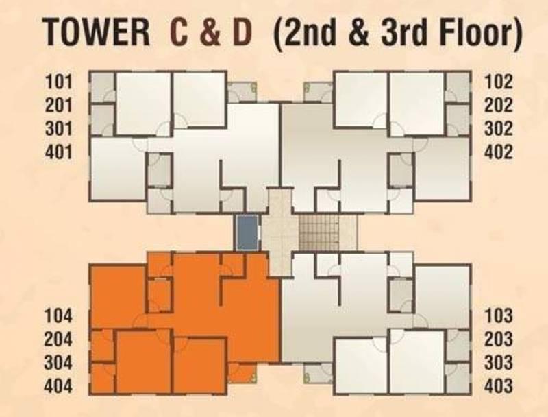 Images for Cluster Plan of Ananta Samruddhi