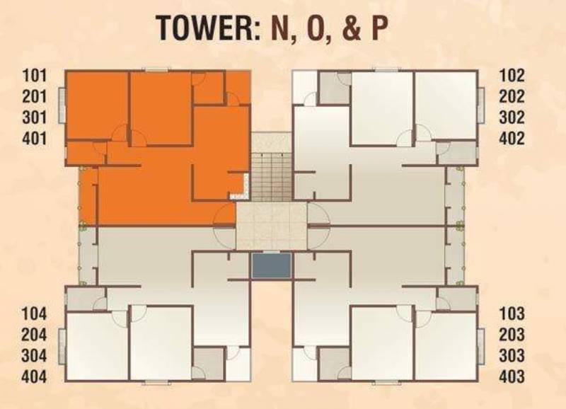 samruddhi Images for Cluster Plan of Ananta Samruddhi