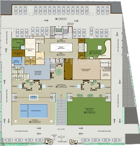 Images for Site Plan of Renuka Rivera