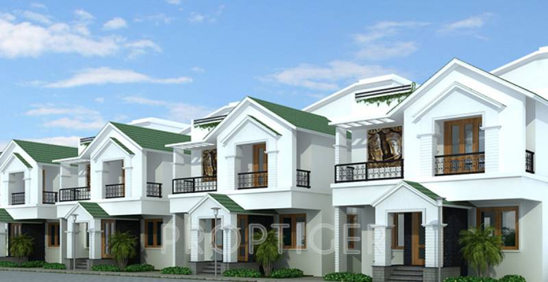Images for Elevation of Ieglo Krishna Kuteer Green House