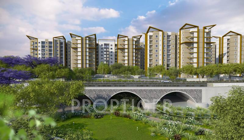 Images for Elevation of Brigade Wisteria At Meadows