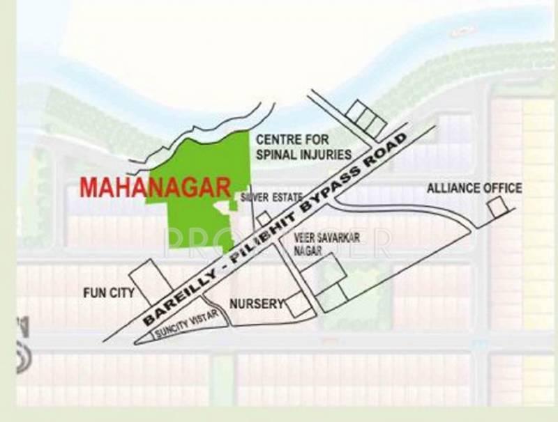 Images for Location Plan of Alliance Mahanagar II