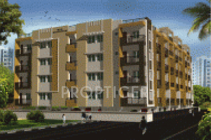 Images for Elevation of AR Maa Brindavan