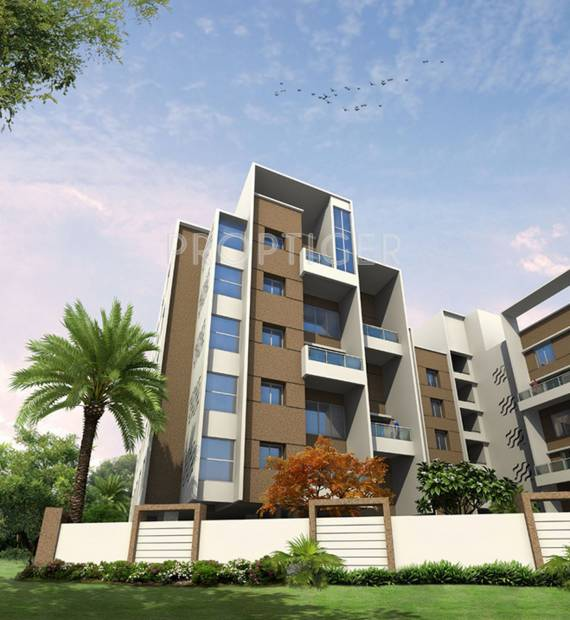 Images for Elevation of Ravindra Shree Ravi Enclave