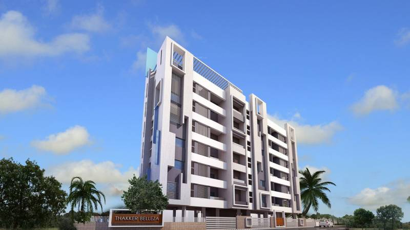 Images for Elevation of Thakker Belleza