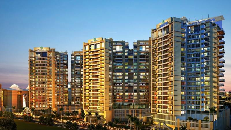 gammon-group shrishti-cbd Elevation