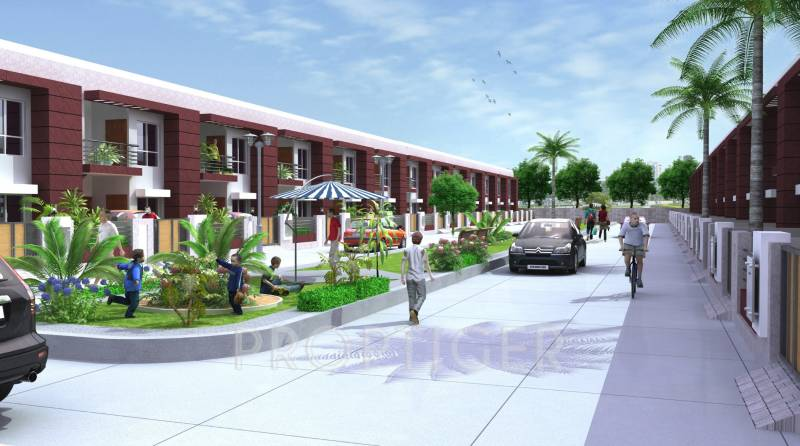 Images for Elevation of Sterling Pride City Villa