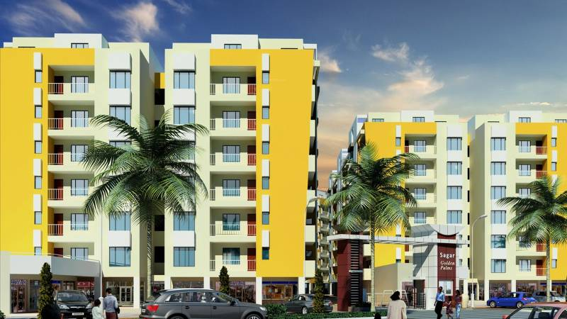 Images for Elevation of Agrawal Sagar Golden Palm