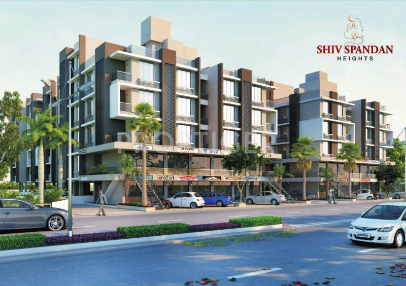 Images for Elevation of Shiv Spandan Enterprise Heights