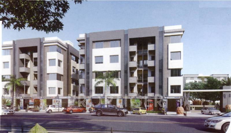 Images for Elevation of Wallman Sukhdham Residency
