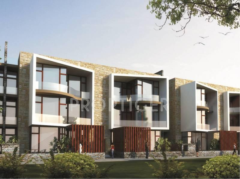 Images for Elevation of Standard Nakshatra Apartment
