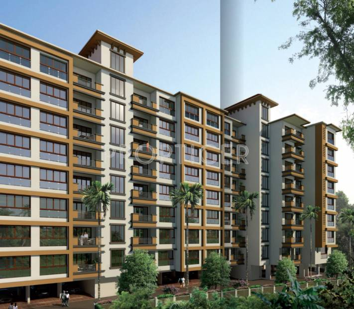 galaxy Images for Elevation of Kamat Construction Pvt Ltd Galaxy