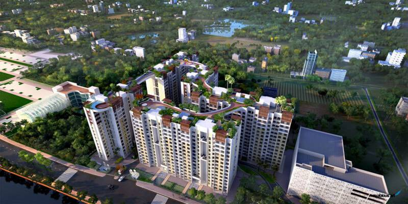 Images for Elevation of Siddha Suburbia