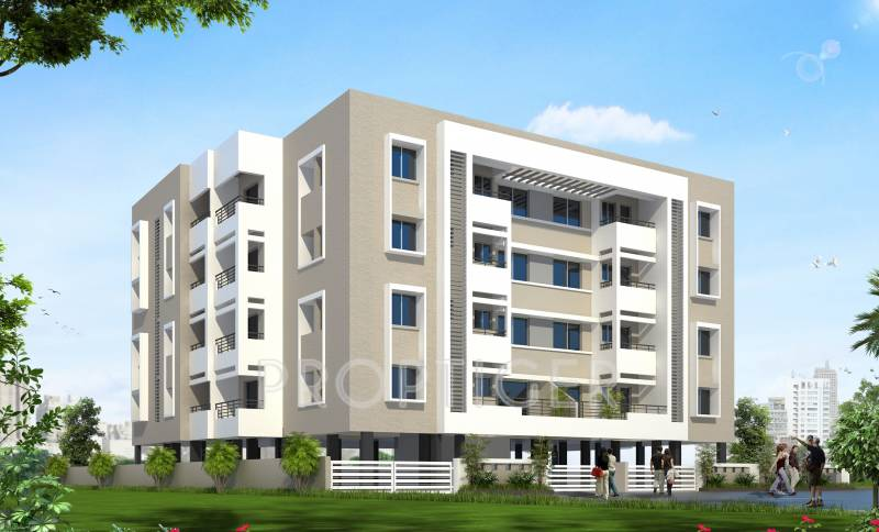 Images for Elevation of Amar Jajoo Enclave