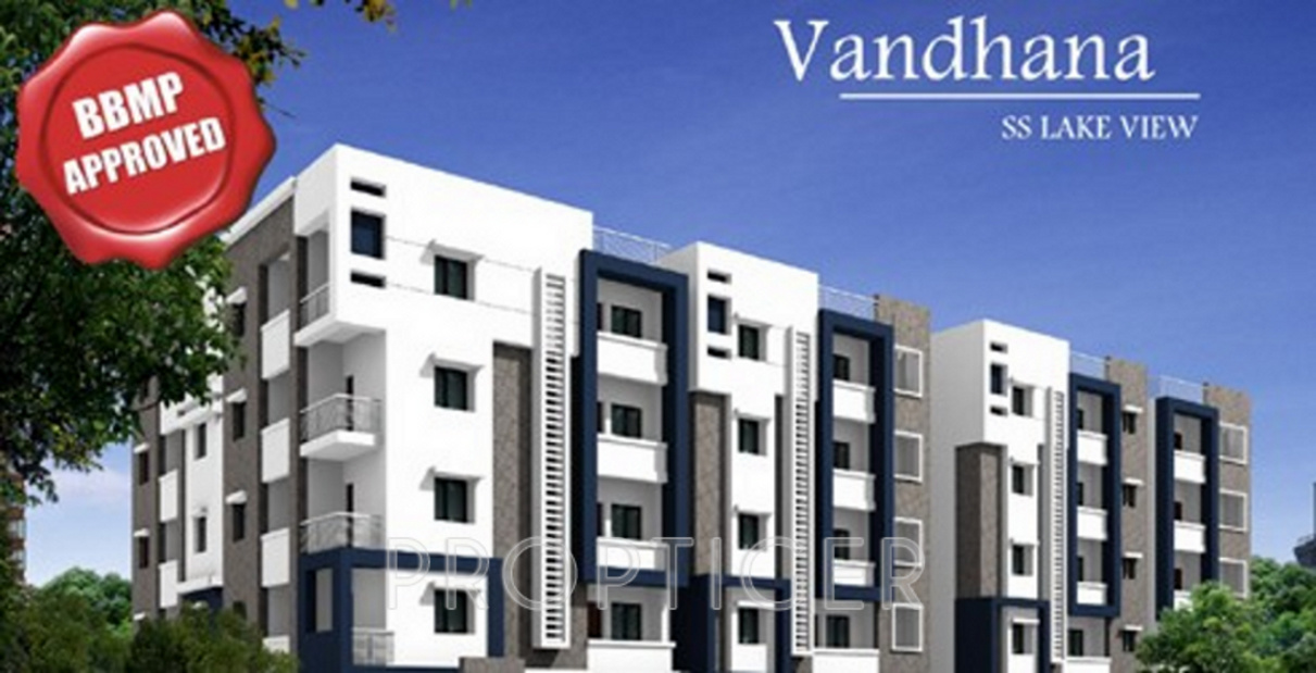 1034 sq ft 2 bhk 2t apartment for sale in vandana for Apartment design development pvt ltd