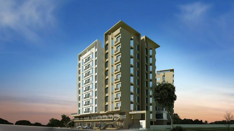 Images for Elevation of Mangalmurti Vinayak Heights