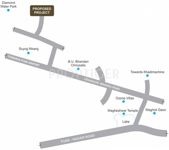 Images for Location Plan of Rohan Abhilasha