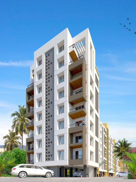 Images for Elevation of Bhargav Viviana
