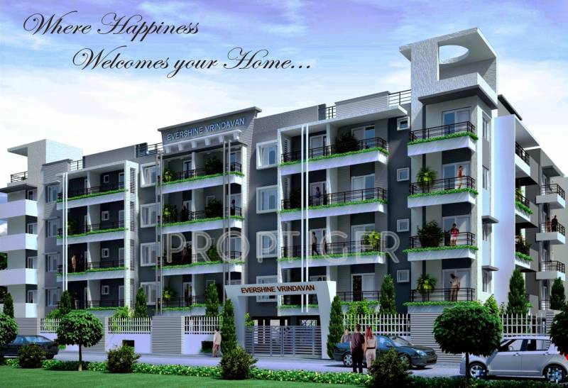 Images for Elevation of Evershine Vrindavan
